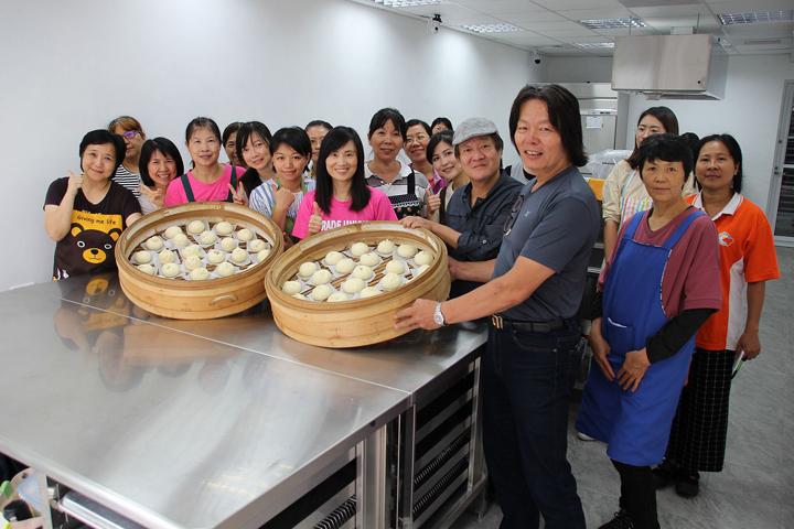 108-09-22 手作肉包子課程