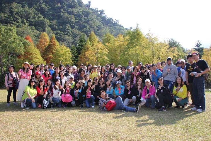 108-11-12 絕美落羽松秘境之旅