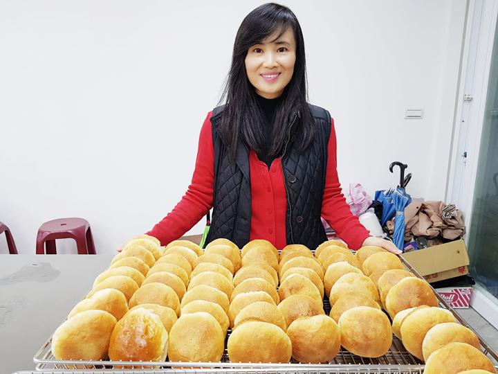 108-12-29 墨西哥奶酥麵包課程