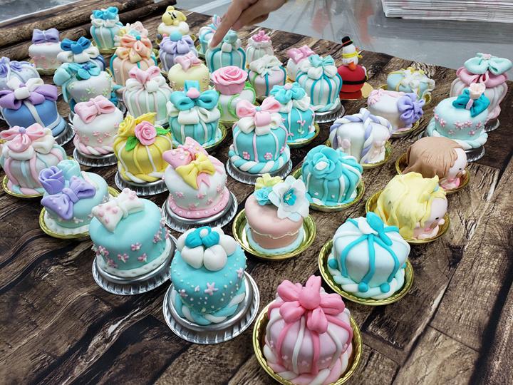 109-12-14 翻糖蛋糕