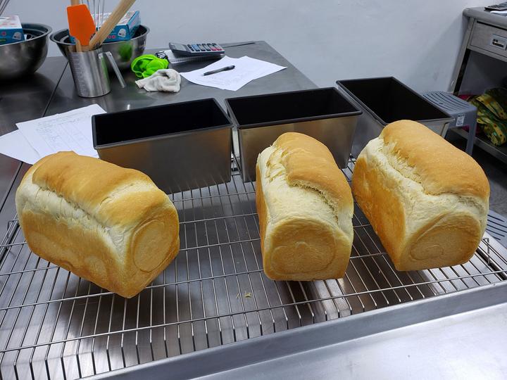 110-01-03 丙級麵包證照班